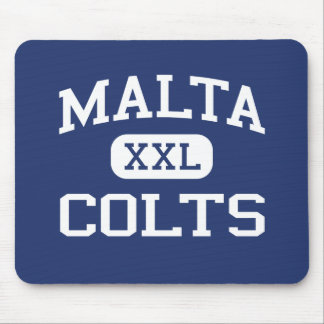 Malta - Colts - Junior High School - Malta Montana Mouse Pad