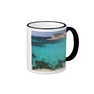 Malta, Comino Island, The Blue Lagoon Coffee Mug