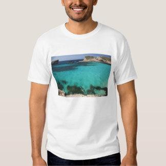 Malta, Comino Island, The Blue Lagoon T Shirt