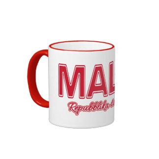 MALTA custom mug - choose style, color