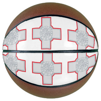 Malta Flag Basketball