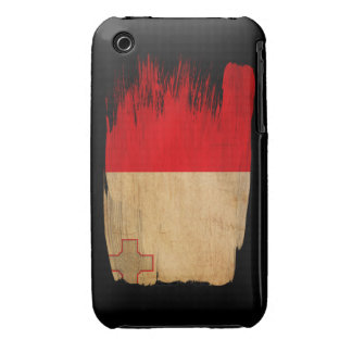 Malta Flag iPhone 3 Covers