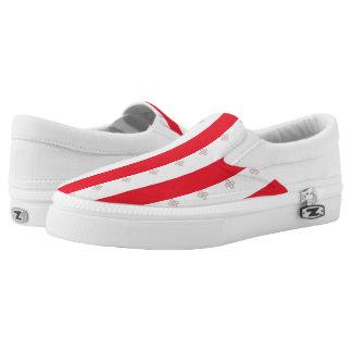 Malta Flag -.png Slip-On Sneakers