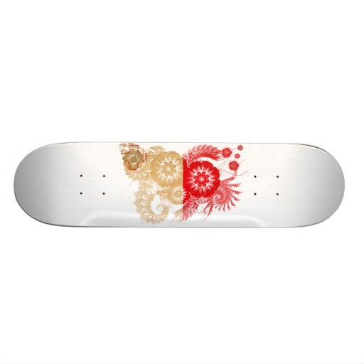Malta Flag Skateboard Deck