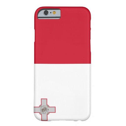 Malta Funda De iPhone 6 Barely There
