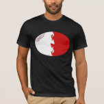 Malta Gnarly Flag T-Shirt