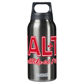 MALTA INSULATED WATER BOTTLE