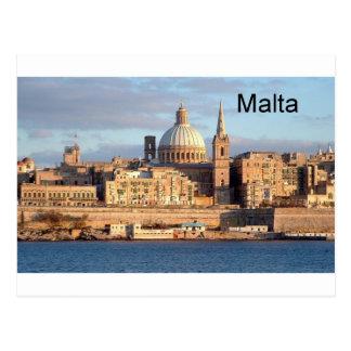 Malta La Valeta (St.K) Postales