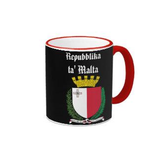 Malta Mug   Malta kikkra kafè