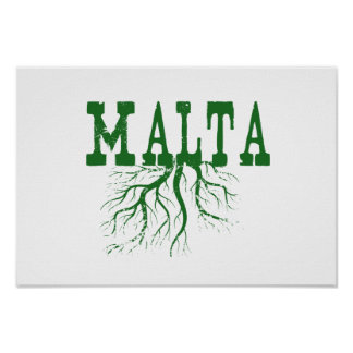 Malta Roots Poster