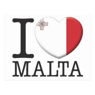 Malta Postales