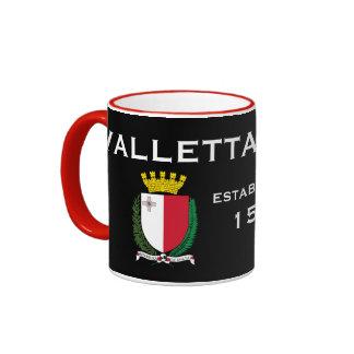 Malta Valletta Custom Mug