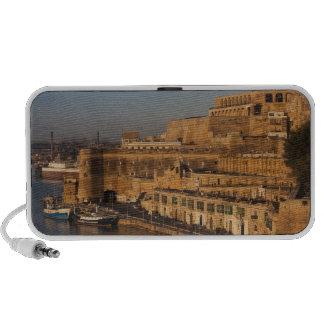 Malta, Valletta, harbor view from Lower Barrakka iPhone Speaker