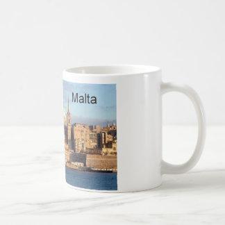 Malta Valletta (St.K) Coffee Mugs