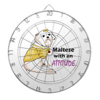 MALTÉS CON ACTITUD