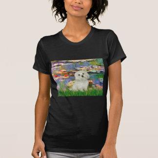 Maltese 11 - Lilies 2 T Shirts