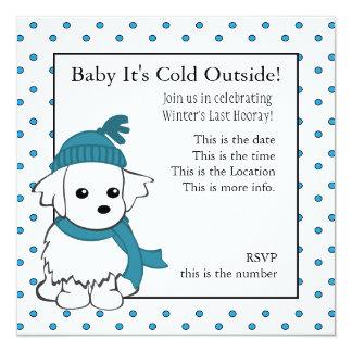 Maltese Baby Card