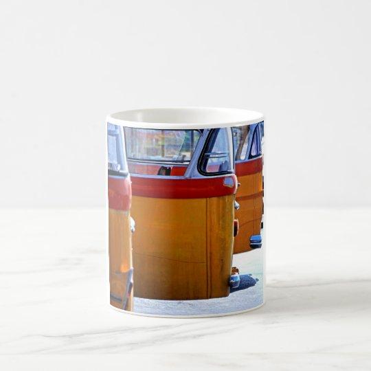 Maltese Buses Coffee Mug