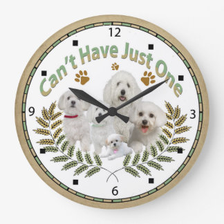 Maltese Can't Have Just One Clock