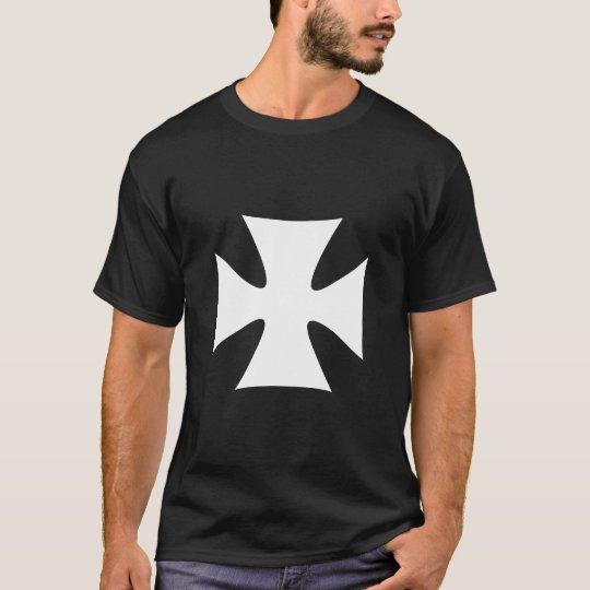 Maltese Cross 3 T-Shirt