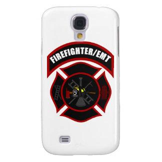 Maltese Cross - Firefighter/EMT Samsung Galaxy S4 Cover