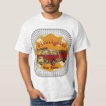 Maltese Cross Firetruck t-shirt