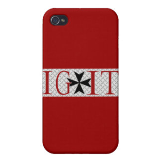 Maltese Cross iPhone 4 Cover