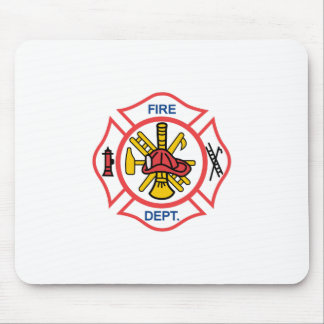 MALTESE CROSS MOUSE PAD