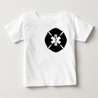 Maltese Cross & Star of Life Baby T-Shirt