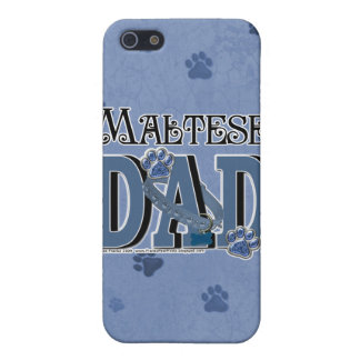 Maltese DAD iPhone 5 Covers