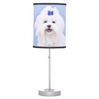 Maltese Desk Lamp
