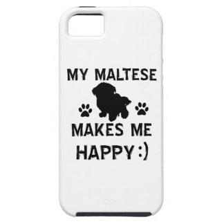 Maltese dog designs iPhone SE/5/5s case