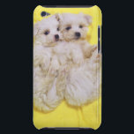 "Maltese Dog; is a small breed of white dog that 2 Barely There iPod Cover<br><div class=""desc"">Animals-&gt;Dog</div>"