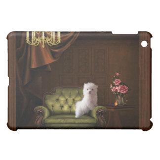 Maltese Dog Life Is Good Maltese Pup  iPad Mini Covers