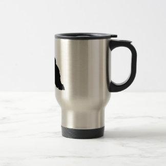Maltese Dog 15 Oz Stainless Steel Travel Mug