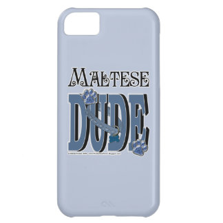Maltese DUDE Cover For iPhone 5C