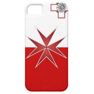 Maltese Flag iPhone SE/5/5s Case