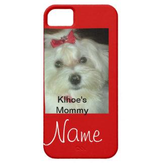 Maltese iPhone SE/5/5s Case