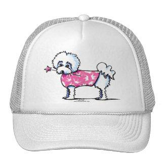 Maltese Lil Princess Trucker Hat