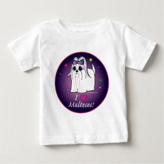Maltese Love! Baby T-Shirt