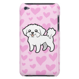 Maltese Love (puppy cut) iPod Touch Cover