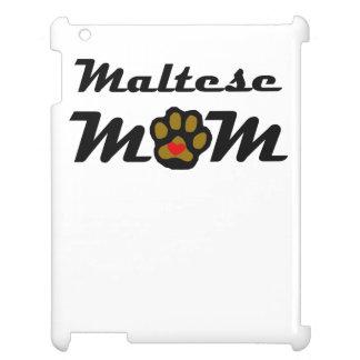 Maltese Mom iPad Case