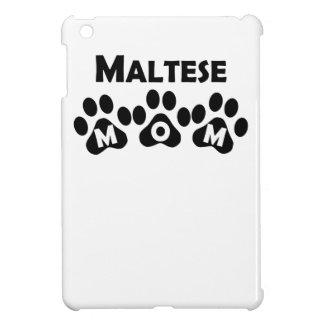 Maltese Mom iPad Mini Cover