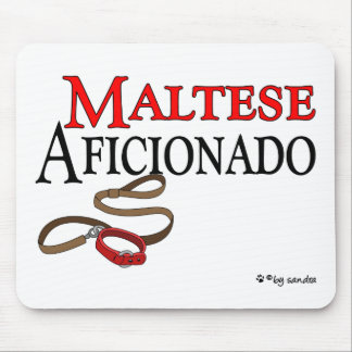 Maltese Mouse Pads