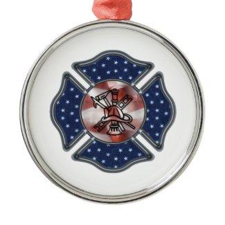 maltese patriotic ornament