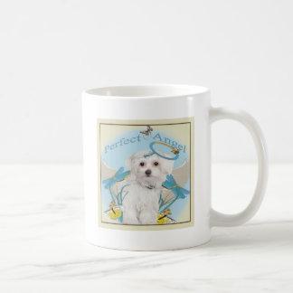 Maltese Perfect Angel Gifts Coffee Mug