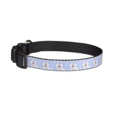 Maltese Pet Collar
