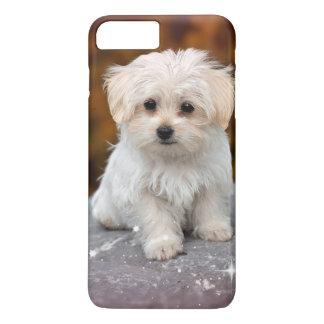 Maltese Puppy...Adorable iPhone 8 Plus/7 Plus Case