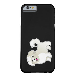 Maltese Puppy Barely There iPhone 6 Case
