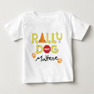 Maltese Rally Dog Shirts